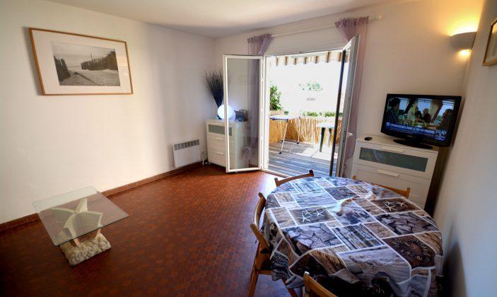 Appartement Mr Giraudo La tour fondue Giens