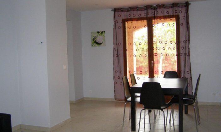 Appartement T2 47m² – Salon