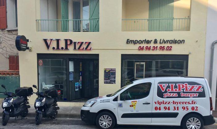 V.I.Pizz Hyères La Gare