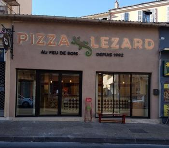 Pizzeria Lézard Hyères centre
