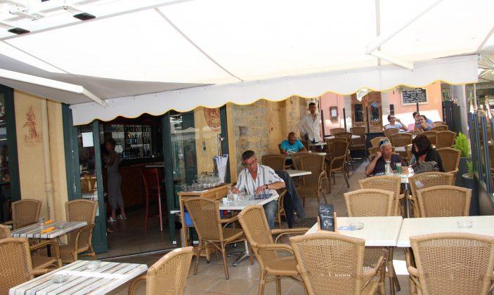 Restaurant bar Hyères centre