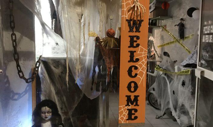 Décorations Halloween 2020