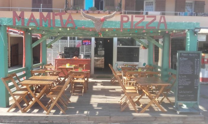 Pizzeria presqu'île de Giens la Bergerie