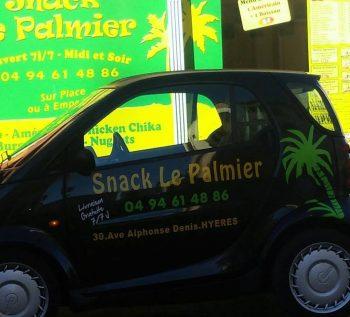 Snack Le Palmier Hyères centre-ville