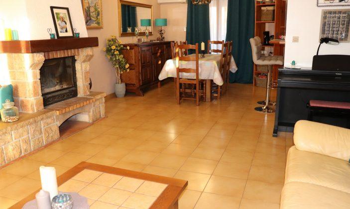 Salon, salle à manger (climatisés)