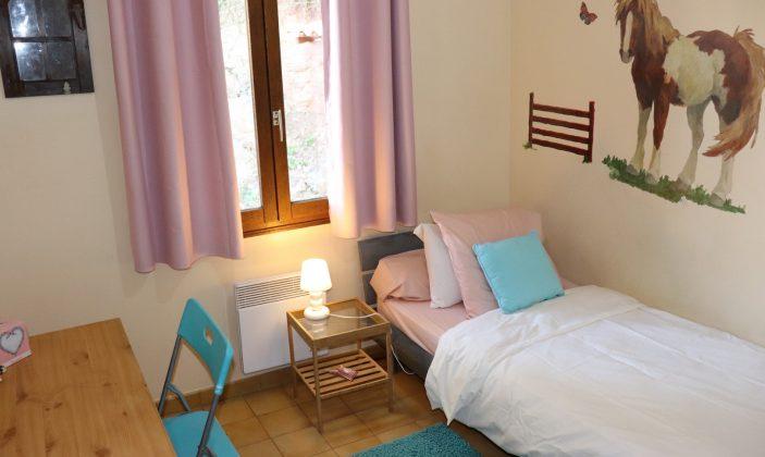 Chambre 1 lit simple