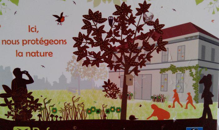jardin classé refuge LPO depuis 2020