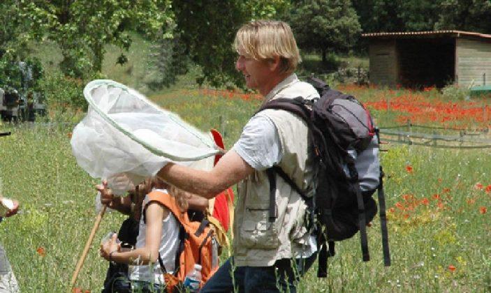 Sortie insectes au Vallon Sourn