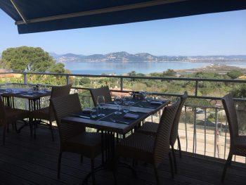 restaurant grand baie Giens village