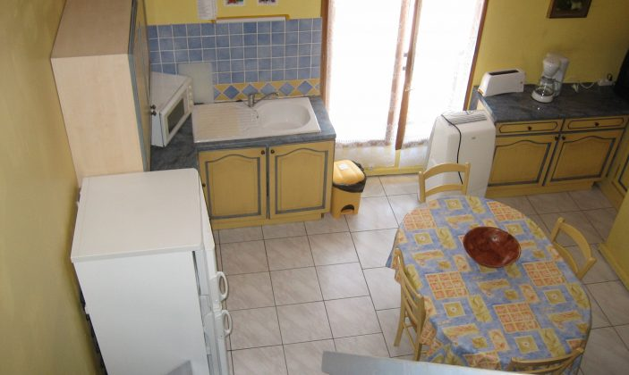 Appartement T2 Mimosa – Mme Marqueton – Barre