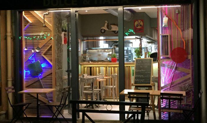 Dolce & Italia restaurant Hyères centre-ville