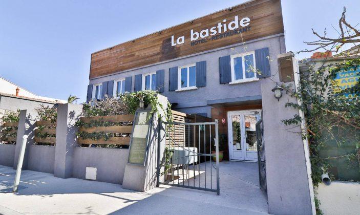 Hôtel La Bastide La Capte