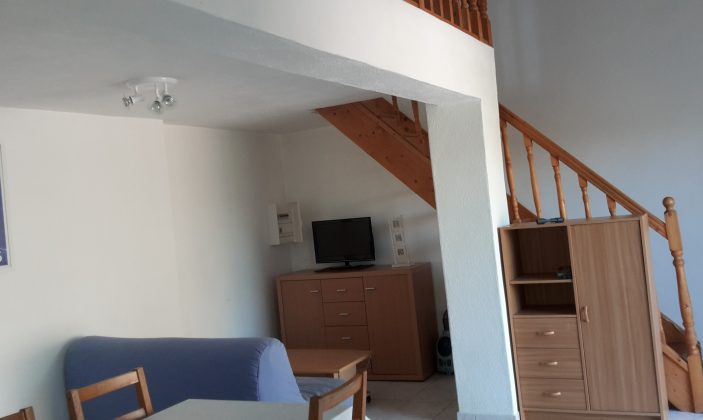 Appartement T2 Mezzanine – La Bastide de Charlotte – H 189 Mme Christé