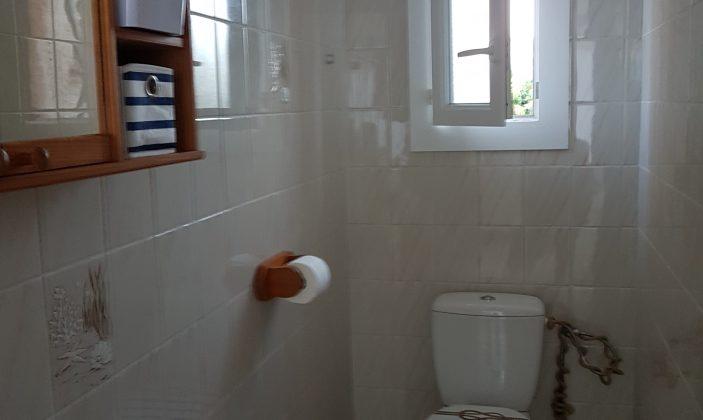Toilettes rez-de-jardin T2- La Bastide de Charlotte – H191