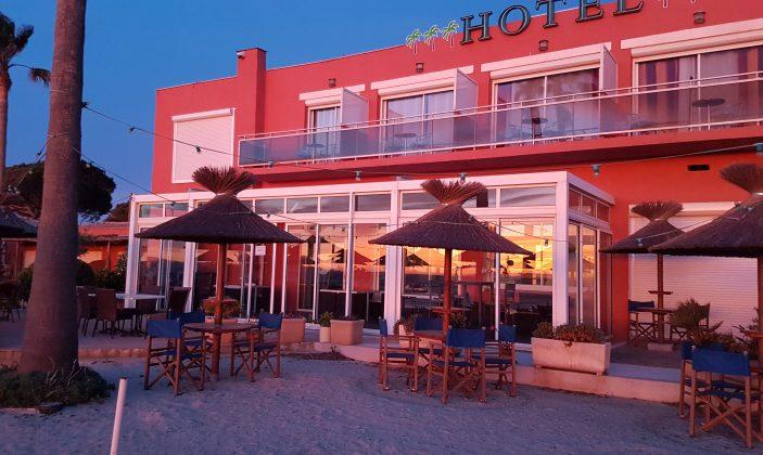 Hotel La Potinière Hyères Plage