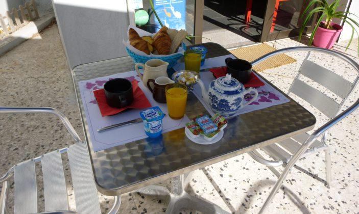 Hotel Calypso petit déjeuner