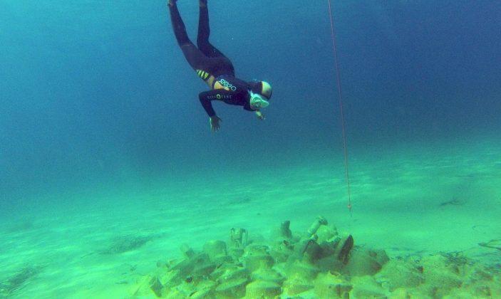 Sentier sous marin Hyères