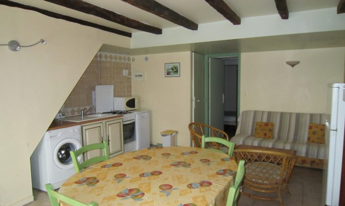 Appartement T2 L'olivier – Mme Marqueton – Barre