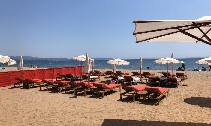 Sa Praia restaurant à l'ayguade