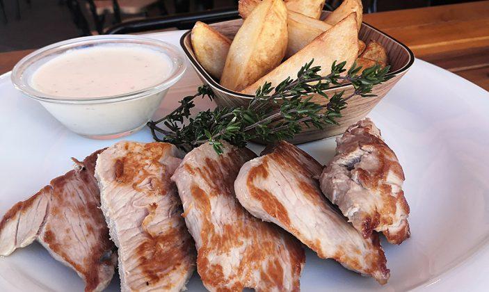 Restaurant L'en-k port d'Hyères