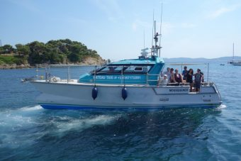 Bateau Taxi des Iles- Espace Mer