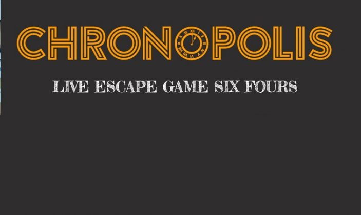 Chronopolis escape Game Six Fours