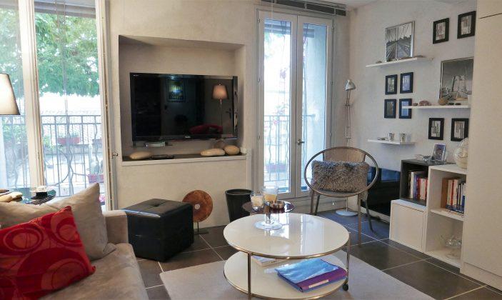 Studio – M. Biguet Hyères Rue Cimetière