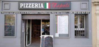 Pizzeria Napoli Hyeres Centre-ville