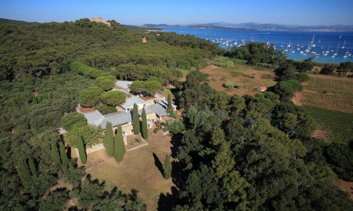 Villa Carmignac – La Mer imaginaire – Porquerolles