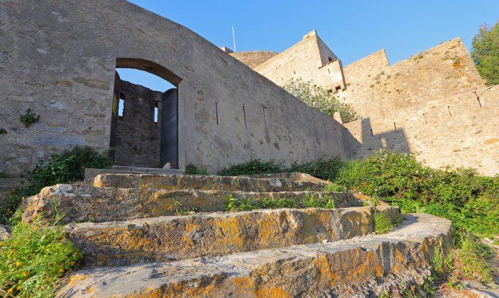 Fort Saint-Agathe – Ile de Porquerolles
