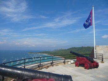 Fort Sainte-Agathe – Ile de Porquerolles