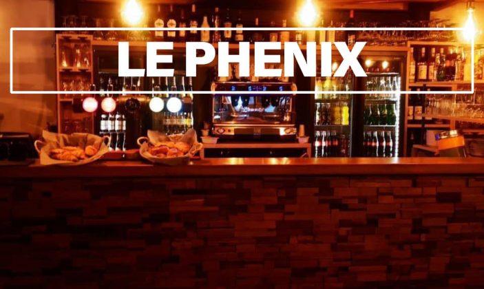 Restaurant le Phénix Hyères centre-ville