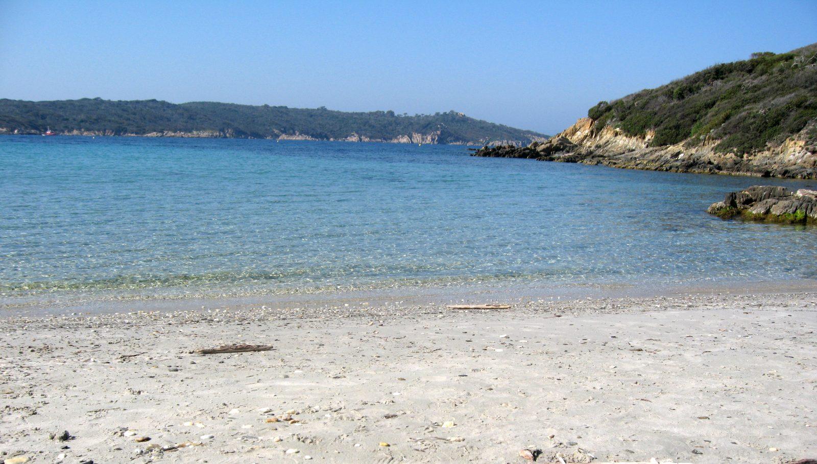 port cros plage