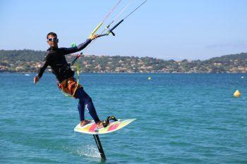 KGG école de kite surf giens