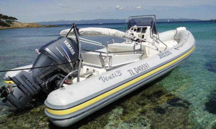 Accostage location de bateau