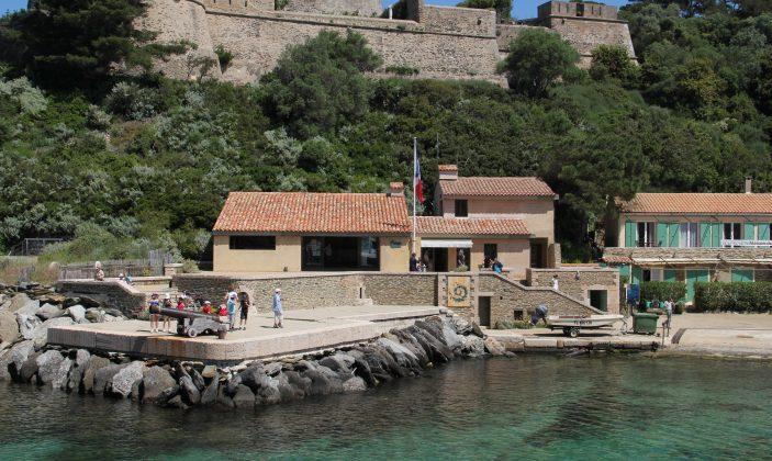 Maison du Parc national de Port-Cros à Port-Cros