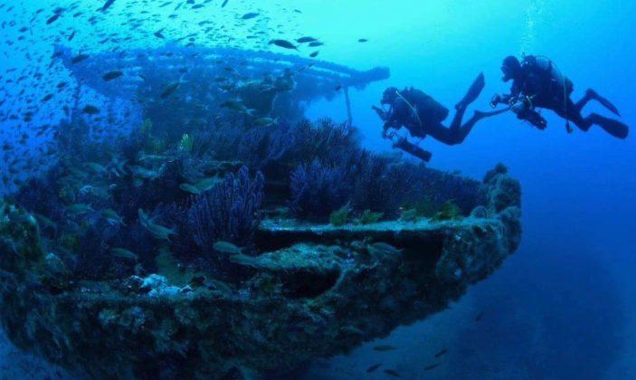 Plongeeo Club de plongée Hyères