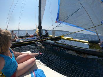sensation sailing