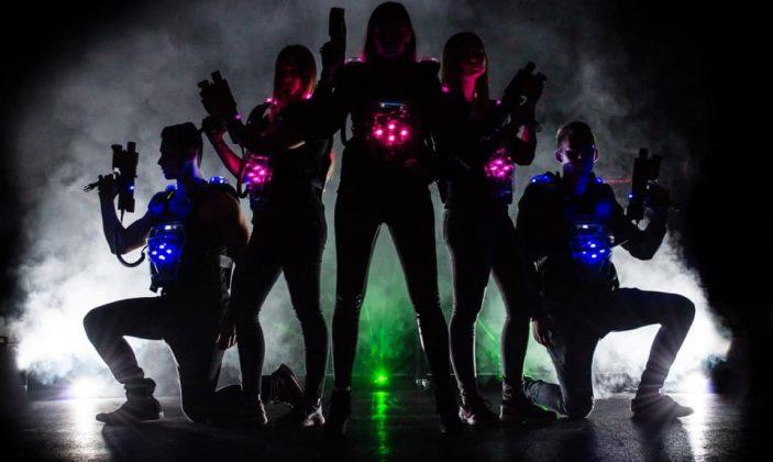Laser Star La Garde