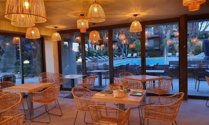 Restaurant La Table du Lodge Bergerie Hyères