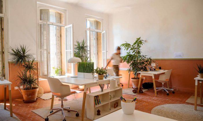 Espace de coworking : La Belle Place