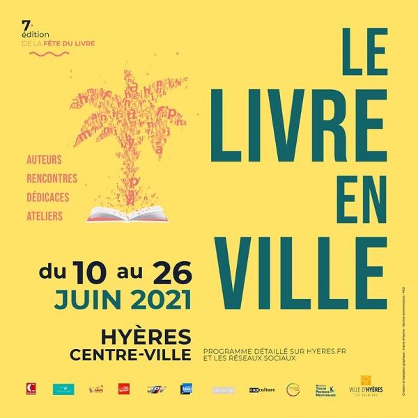 Le Livre en ville à Hyères - Hyères Tourisme