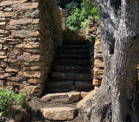 Ile du levant Naturisme Villa Marguerite