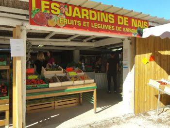 Jardins de Naïs Hyères l'Ayguade