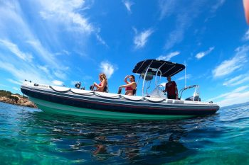 Sorties en mer avec Cap O Iles